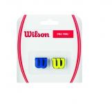 Tlumítko WILSON PRO FEEL modré, žluté