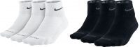 Tennissocken Nike Dri-FIT Non-Cushion SX4847 dünn, schwarz