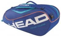 Tennisbag Head Tour Team6R Combi 2016 blau