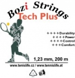 Tennissaite BOZI STRING TECH PLUS - Saitenrolle
