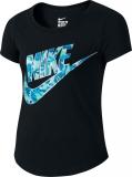 Mädchen T-Shirt Nike Futura 715079-010 schwarz
