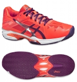 Dámská tenisová obuv Asics Gel Solution Speed 3 Clay  E651N-0633