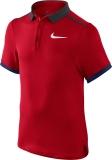 Dětské tričko Nike Solid Polo 724435-658 červené