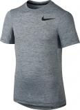 Chlapecké tričko Nike Shortsleeve Top 724416-065 šedé