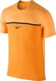 Pánské tenisové tričko Nike Challenger Premier Rafa Crew 728956-868 oranžové