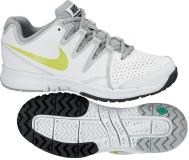 tenisová obuv Nike Vapor Court GS šedo-žlutá 633307-101