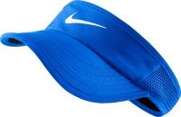 Damen Schirmmütze Nike Featherlight 744961-439 blau