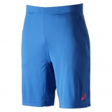 Tennis Kurzehose Asics Game Short 110439-0861 blau