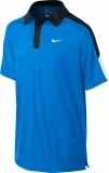Kinder Tennispoloshirt NIKE Team Court - 642071-409 blau