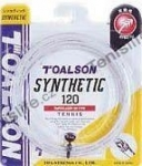Tennissaite TOALSON SYNTHETIC 120 - Saitenset