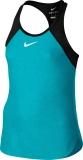 Mädchen Tennis T-Shirt Nike Slam Tank 724715-418