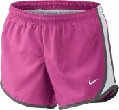 Dívčí kraťasy Nike Tempo Short 455912-609 růžové