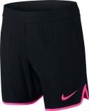 Kinder Tenniskurzehose Nike Flex Gladiator Shorts 832328-011 schwarz