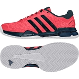 Herren Tennisschuche Adidas Barricade Club Clay AQ2289
