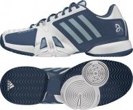 Tenisová obuv Adidas Novak Pro AQ2291 modro-bílá