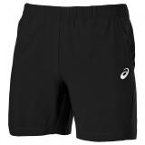 Tenisové kraťasy Asics Club Woven Short 7´´ černé 130238-0904