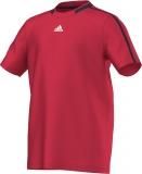Dětské tričko Adidas Club Tee AX9624 červené
