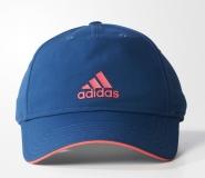 Kšiltovka Adidas Climalite modrá AY6528