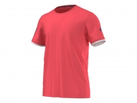 Tennis T-Shirt Adidas Club Practice Tee AP4780 flash red