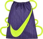 Nike GymSack - batůžek - fialový/neonově žlutý BA5262-540
