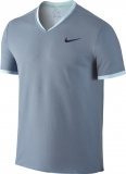 Tennis T-Shirt Nike Court Dry Roger Federer 801710-449 grau