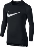 Kinder T-Shirt Nike Pro Combat Hypercool 726460-010 schwarz