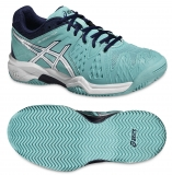 Kinder Tennisschuhe Asics Gel Resolution 6 Clay GS C501Y-3901