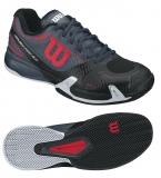 Tenisová obuv Wilson Rush Pro 2.0 Clay Court WRS322120 černá/šedá