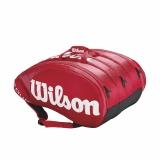 Tenisový bag Wilson TOUR 15 Pack červený
