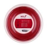 Tenisový výplet MSV FOCUS HEX 200 m červený