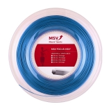 Tennissaite MSV FOCUS-HEX blau - Saitenrolle