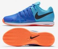 Tenisová obuv Nike Zoom Vapor 9.5 Tour Clay 631457-400 modrá