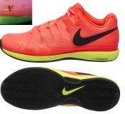 Herren Tennisschuhe Nike ZOOM VAPOR TOUR  9.5 Clay 631457-600 mit Unterschrift von Roger Federer