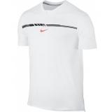 91d8d14d698 Dětské tričko Nike Court Rafa Challenger 856261-100 bílé