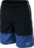 Dětské kraťasy Nike YA Distance Short 641674-017 černo-modré