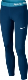 Mädchen Leggins Nike Pro Trainings-Tights 819610-429 blau