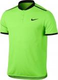 Tenisové tričko Nike Advantage Polo Solid 830839-367 neonově žluté