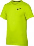 Kinder-T-Shirt Nike Dry Top SS 832547-702 gelb