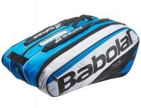 Tenisový bag Babolat Pure Blue White RHX12 2017 751133