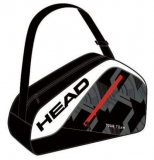 Tenisový minibag Head Tour Team Miniature Bag 2017 černo-bílý