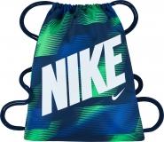 Nike GymSack - batůžek - modro-zelený BA5262-429