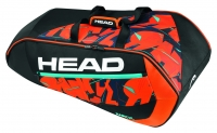 Tennistasche HEAD RADICAL 9R SUPERCOMBI 2017