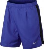 Tennis Kurzehose Nike Court Dry Short Rib 830823-452 blau