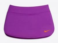 Dívčí tenisová sukně Nike Tennis Skirt 832333-584 fialová