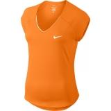 Dívčí tričko Nike Tennis Pure Top 832334-867 oranžové