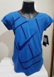 Dívčí tenisové tričko Nike Baseline Top 822280-435 modré