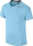 Dětské tenisové tričko NIKE RAFA Athlete 605757-419 modré