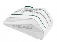 Tenisový bag  Head WHITE monstercombi bílý