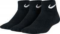 Kinder Tennissocken Nike Performance schwarz
