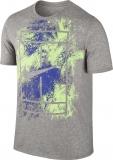 Tennis T-Shirt Nike Court Dry Tee 831490-063 grau